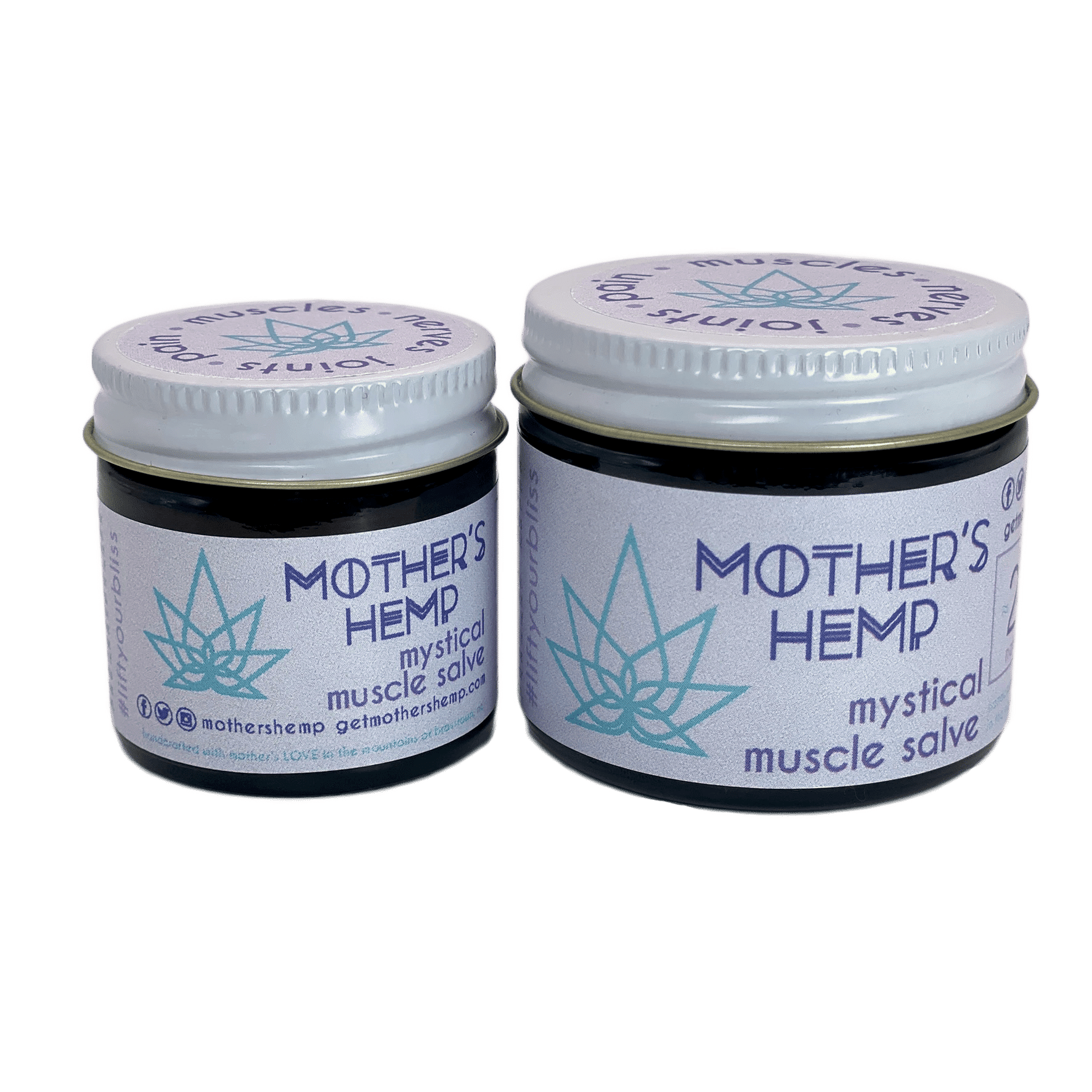 Mothers Hemp - Mystical Muscle Salve